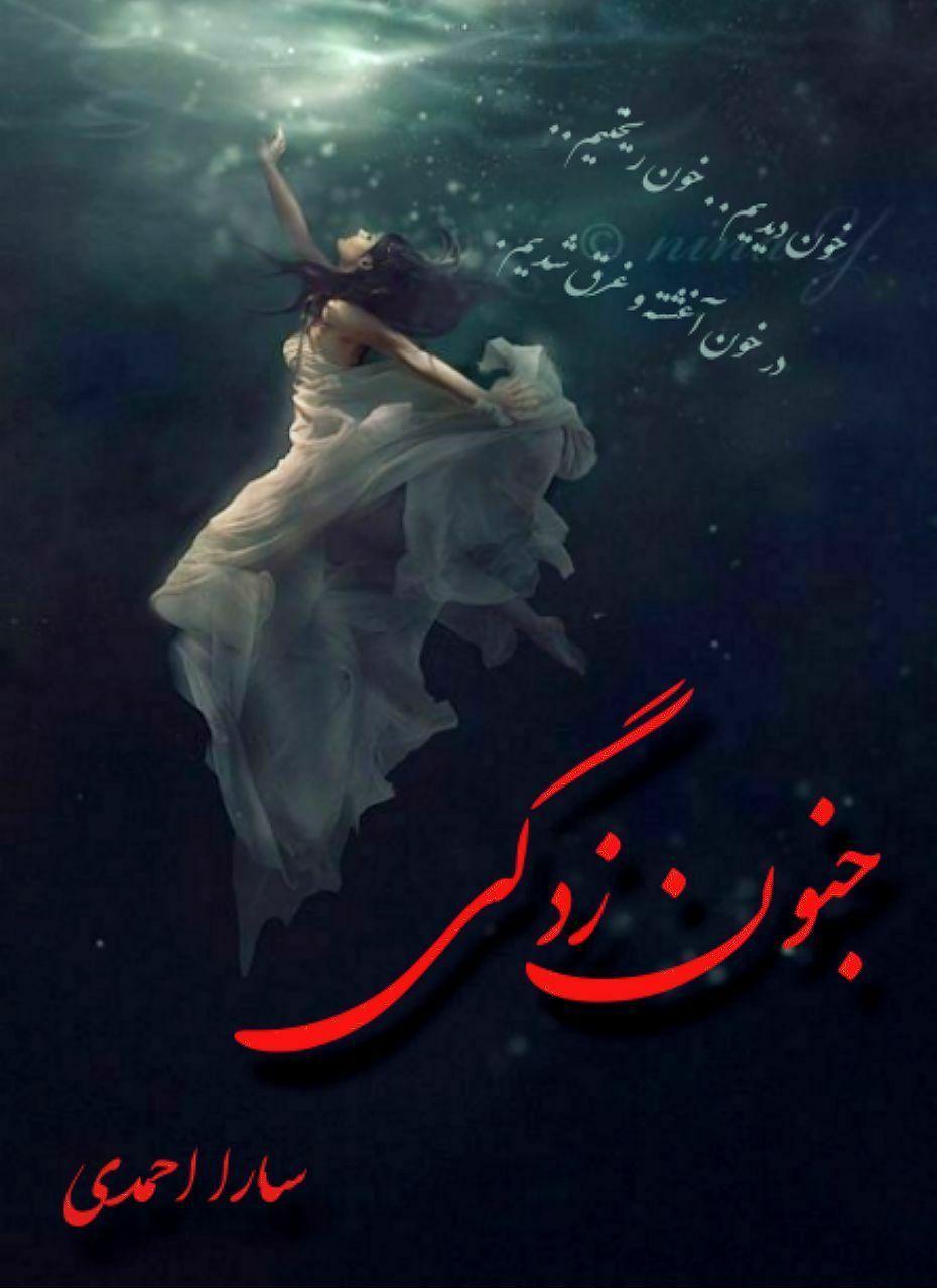 دانلود رمان جنون زدگی از سارا احمدی